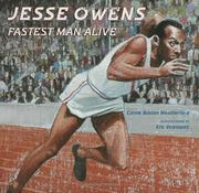 Cover art for JESSE OWENS