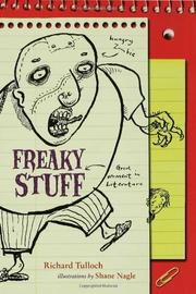 Cover art for FREAKY STUFF