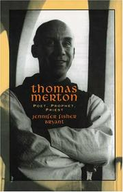 Cover art for THOMAS MERTON