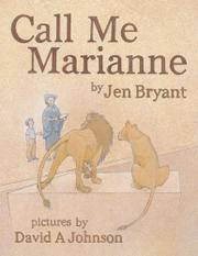 Book Cover for CALL ME MARIANNE