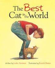 THE BEST CAT IN THE WORLD by Lesléa Newman