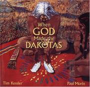 WHEN GOD MADE THE DAKOTAS by Tim Kessler