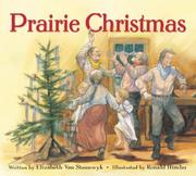Book Cover for PRAIRIE CHRISTMAS