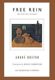 FREE REIN by André Breton