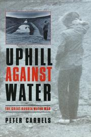 Book Cover for UPHILL AGAINST WATER