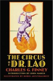 THE CIRCUS OF DR. LAO by Charles G. Finney
