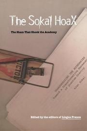 THE SOKAL HOAX by Eds. of Lingua Franca