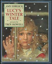 LUCY'S WINTER TALE by Amy Ehrlich