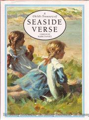 A CHILD'S TREASURY OF SEASIDE VERSE by Mark Daniel