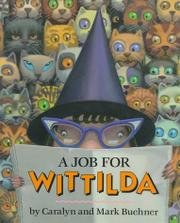 Cover art for A JOB FOR WITTILDA