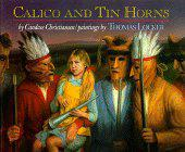 CALICO AND TIN HORNS by Candace Christiansen