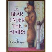 Cover art for THE BEAR UNDER THE STAIRS