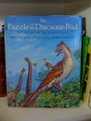 Cover art for THE PUZZLE OF THE DINOSAUR-BIRD