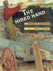 THE HIRED HAND by Robert D. San Souci