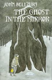 Cover art for THE GHOST IN THE MIRROR