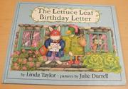 THE LETTUCE LEAF BIRTHDAY LETTER by Linda Taylor