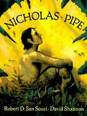 NICHOLAS PIPE by Robert D. San Souci