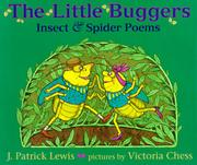 THE LITTLE BUGGERS by J. Patrick Lewis