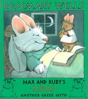 MAX AND RUBY'S MIDAS by Rosemary Wells