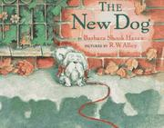 THE NEW DOG by Barbara Shook Hazen