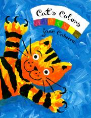 Cover art for CAT'S COLORS