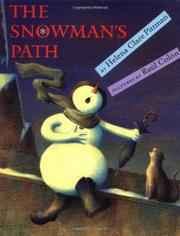 Book Cover for THE SNOWMAN'S PATH