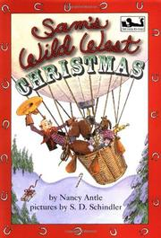 Book Cover for SAM'S WILD WEST CHRISTMAS