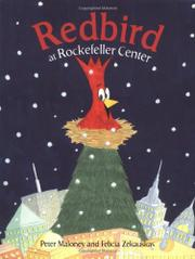 Book Cover for REDBIRD AT ROCKEFELLER CENTER