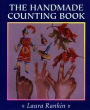 Cover art for THE HANDMADE COUNTING BOOK