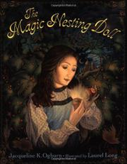 Book Cover for THE MAGIC NESTING DOLL