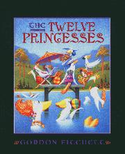 Cover art for THE TWELVE PRINCESSES