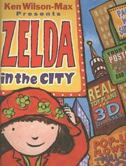 Cover art for ZELDA IN THE CITY