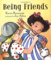 Cover art for BEING FRIENDS
