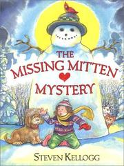 Cover art for THE MISSING MITTEN MYSTERY