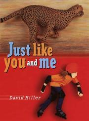 Book Cover for JUST LIKE YOU AND ME