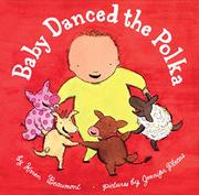 Book Cover for BABY DANCED THE POLKA