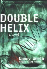 Book Cover for DOUBLE HELIX