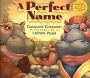 Cover art for A PERFECT NAME