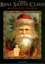 THE REAL SANTA CLAUS by Marianna Mayer