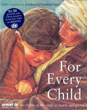 Book Cover for FOR EVERY CHILD
