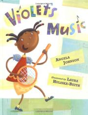 Book Cover for VIOLET'S MUSIC