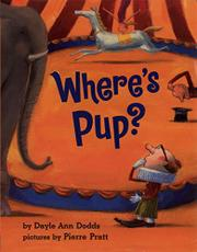 WHERE'S PUP? by Dayle Ann Dodds