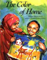 Cover art for THE COLOR OF HOME