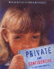 PRIVATE AND CONFIDENTIAL by Marion Ripley