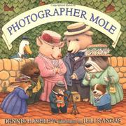 Cover art for PHOTOGRAPHER MOLE