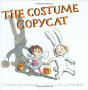 THE COSTUME COPYCAT by Maryann Macdonald