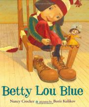 Book Cover for BETTY LOU BLUE