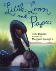 Book Cover for LITTLE LOON AND PAPA