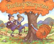 TURKEY SURPRISE by Peggy Archer