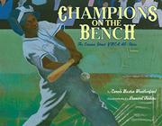 CHAMPIONS ON THE BEACH by Carole Boston Weatherford